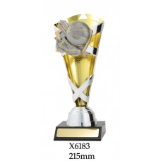 Basketball Trophies X6183 - 215mm