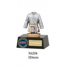 Martial Arts Trophies X6204 - 110mm
