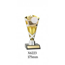 Hockey Trophies X6223 - 175mm Also 195mm & 215mm