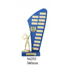 Perpetual Trophies X6253 - 340mm
