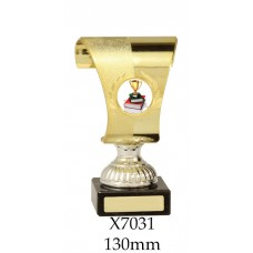 Knowledge Trophy X7031 - 130mm