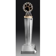 Novelty Crystal Pet Award  - X7173 240mm Also 265mm & 290mm