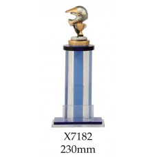 Motorsport Trophies Glass X7182 - 230mm Also 245mm & 265mm