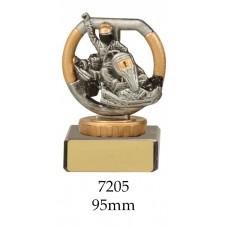 Motorsport Go Kart Trophies X7205 - 95mm Also 125mm, 155mm & 175mm