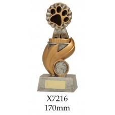 Novelty Pet Award  - X7216 170mm Also 195mm & 220mm