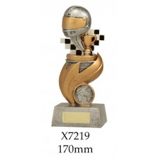 Motorsport Trophies X7219 - 170mm Also 195mm & 220mm