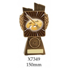 Art Trophies X7349 - 150mm Also 175mm 210mm & 245mm