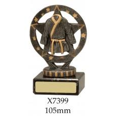Martial Arts Trophies X7399 - 105mm
