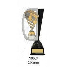 Playing Cards Trophies X8007 - 240mm Also 260mm & 280mm
