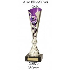 Dance Trophies X8070 - 350mm Also 380mm & 405mm