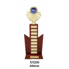 Perpetual Trophies X9200 - 440mm